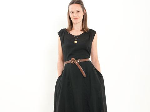 Black Below The Knee Cocktail Dresses - Holiday Dresses