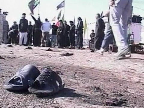 19 December 2004 Karbala and Najaf bombings