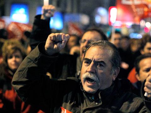 štrajkovi diljem europe