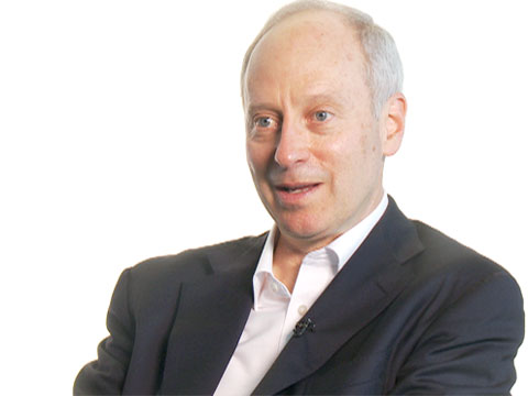 Michael Sandel: 'There are fewer and fewer things that