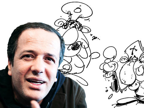 ... cartoonist Ali Dilem: 'The most taboo subject in Algeria is sex' - video